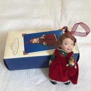 Hallmark Keepsake Ornament Mistletoe Miss 2003